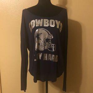 Victoria's Secret PINK Dallas Cowboys Shirt